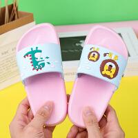 宝宝拖鞋夏1-3岁2男童室内家居儿童防滑亲子鞋婴幼儿女大童凉拖鞋