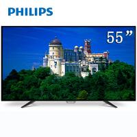 飞利浦(PHILIPS)55PUF6012/T3 55英寸4K安卓智能液晶平板电视机 标配底座