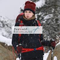 探路者2017秋冬新款户外男款防水透湿羽绒冲锋衣KAWF91539
