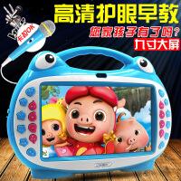 9寸超大屏儿童视频故事机可下载充电视频娃娃机宝宝动画片播放器