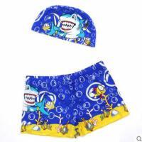 儿童泳衣 佑游男童游泳衣 男孩大童幼儿宝宝泳裤小孩卡通泳装
