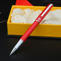 【支持礼品卡】916签字笔金属宝珠笔商务礼品签名笔水笔v9l