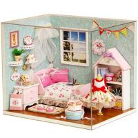 小女孩生日礼物益智过家家公主娃娃屋5-12岁儿童玩具