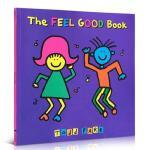 【英文原版】The Feel Good Book《感觉好极了》(Todd Parr绘本)