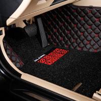 汽车脚垫全包围专车专用丝圈汽车脚垫适用于福克斯宝马5系迈腾朗逸途观等车型