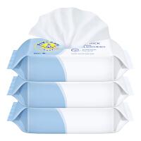 【当当自营】五羊 婴儿加厚倍柔湿巾80*3袋装