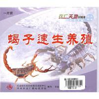 蝎子人工养殖技术VCD( 货号:78874870106)