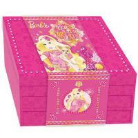姹紫嫣红芭比新年礼盒 正版 美国美泰公司,海豚传媒 9787556035939