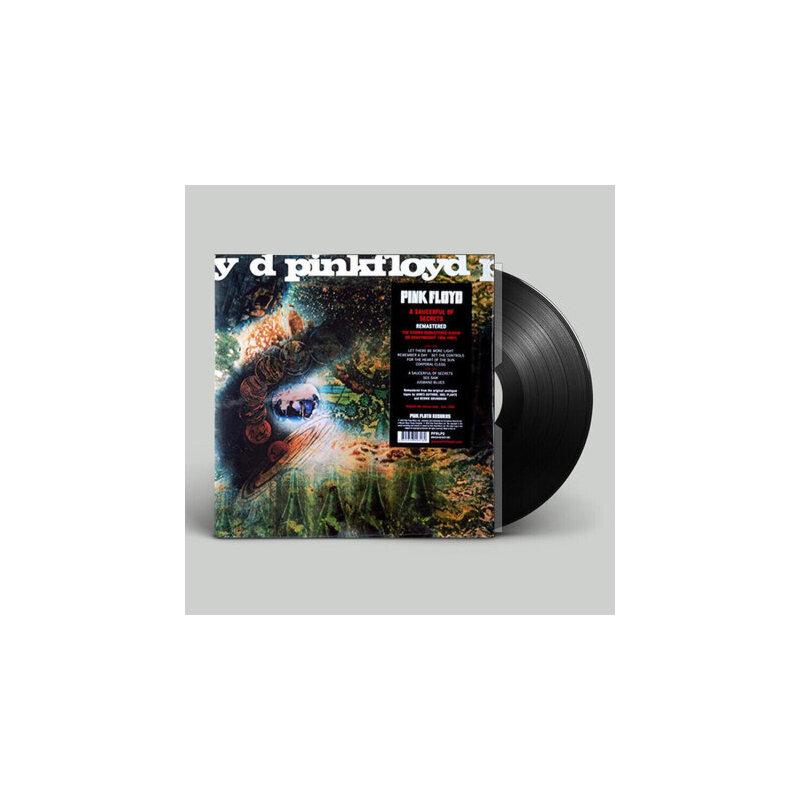 正版 Pink Floyd A Saucerful of Secrets LP黑胶唱片