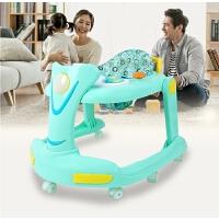 婴儿学步车多功能可折叠宝宝儿童手推可坐