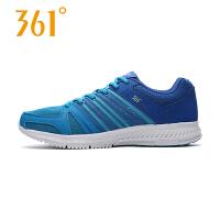 361度男鞋正品跑步鞋新款361耐磨运动鞋透气跑步鞋N