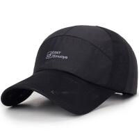 户外速干帽子男女棒球帽夏季遮阳帽透气登山鸭舌帽夏天网眼太阳帽SN5725 可调节