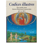 Codices illustres 插图典籍 中世纪书籍插画图集TASCHEN进口原版艺术图书