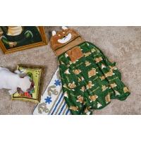 柴犬披肩斗篷女秋冬抱枕被子两用保暖围脖多功能披肩