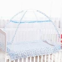 儿童蒙古包蚊帐宝宝幼儿园床用婴儿拉链夏季防蚊小文帐防摔罩子