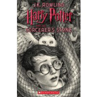 哈利波特与魔法石 英文原版 哈利波特1 科幻小说 Harry Potter and the Sorcerer's St