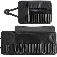 PU皮便携化妆刷收纳包刷子收纳袋空套专业高档化妆工具扫包刷桶