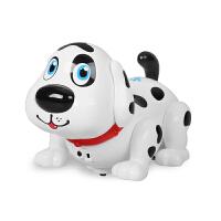 儿童机器狗唱歌音乐仿真会跳舞智能小狗电动遥控故事感应