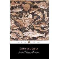 英文原版 老普林尼:自然史 古罗马 博物志 湖南省博物馆推荐 企鹅经典 Pliny the Elder: Natural