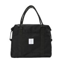 帆布旅行包女短途大容量套拉杆箱行李包旅行袋手提包单肩包健身包 大