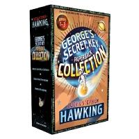 英文原版 乔治的宇宙套装 史蒂芬・霍金 George's Secret Key Paperback Collection 大爆炸+秘密钥匙+寻宝记 Stephen Hawking