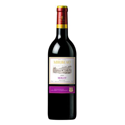 洣瑞美乐干红葡萄酒