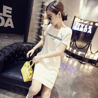 睡裙女夏季韩版短袖宽松可外穿莫代尔甜美可爱夏季睡衣家居服