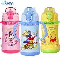 迪士尼儿童保温杯真空保温杯不锈钢杯儿童水杯吸管杯儿童用水杯