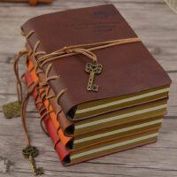 随身文艺日记本创意可爱本子欧式复古牛皮纸笔记本文具礼物记事本