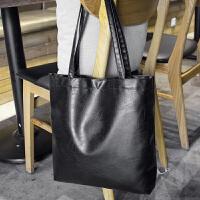大包包2019新款韩版单肩手提包休闲简约大容量子母包托特包女包潮