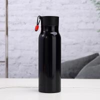 保温杯户外运动学生新款简约创意水壶便携式车载水杯旅行杯SN4157