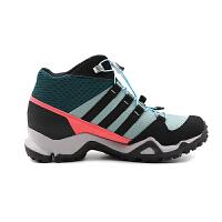 Adidas阿迪达斯徒步鞋童鞋 女大童保暖户外运动鞋AQ4142