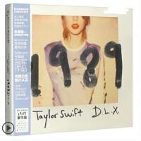 正版 霉霉 泰勒斯威夫特Taylor Swift 1989专辑CD+歌词本+拍立得