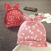 儿童遮阳帽0-1-2岁男女宝宝鸭舌帽薄款夏6--18个月婴儿帽子春秋