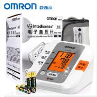 Omron/欧姆龙 电子血压计/血压仪器HEM-7052  测量高低血压仪器 操作简单 使用安全 为你的安全保驾护航