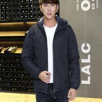 男士外套冬季2016新款棉衣男中长款运动青年韩版潮袄冬装百搭