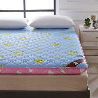 防潮加厚床垫1.5m床榻榻米床褥1.8m席梦思1.2m0.9米学生海绵垫被