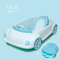 通用宝宝洗澡桶婴儿浴盆洗澡盆新生儿童可坐躺大号多功能超大沐浴