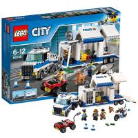 【当当自营】LEGO乐高移动指挥中心 60139