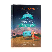 The Boy Who Swam With Piranhas和水虎鱼一起游泳的男孩 英文原版小说 青少年课外兴趣读物