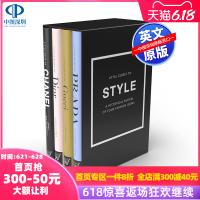 【众星图书】英文原版 Little Guides to Style 时尚品牌发展历史故事4册套装 Chanel香奈儿 D