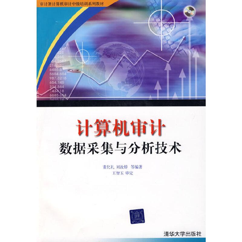 计算机审计数据采集与分析技术(附光盘) PDF下载