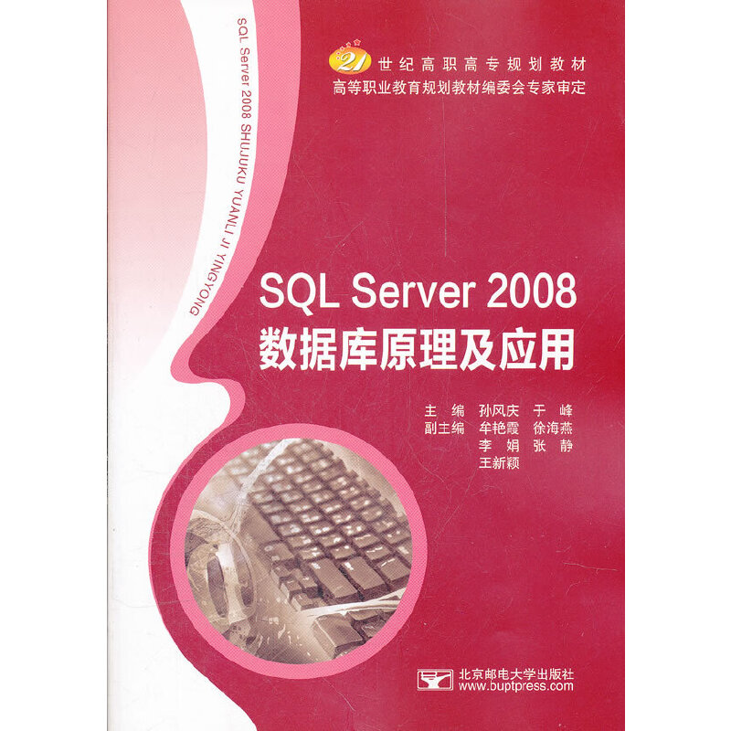 SQL Server 2008数据库原理及应用 PDF下载