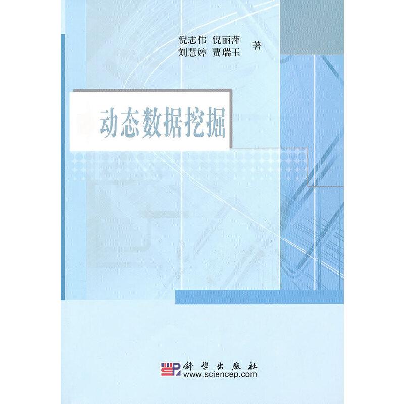 动态数据挖掘 PDF下载
