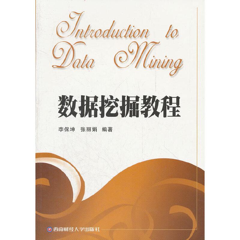 数据挖掘教程 PDF下载