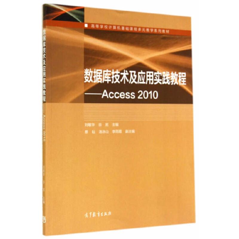 数据库技术及应用实践教程--Access 2010 PDF下载