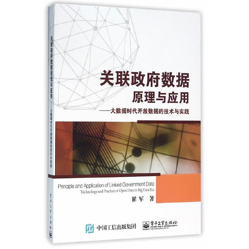 关联政府数据原理与应用──大数据时代开放数据的技术与实践 PDF下载