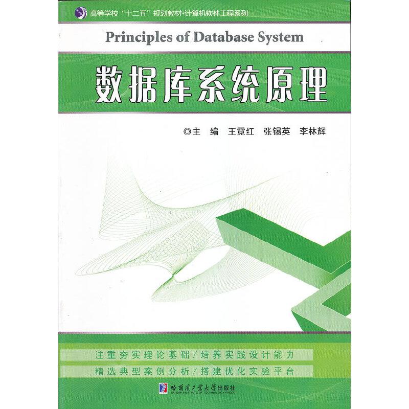 数据库系统原理 PDF下载